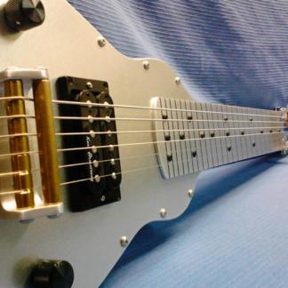 Amber ElectraSlide Industrial guitar
