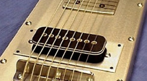 upgrade your guitar with a Jerry Wallace 2 Tone Pickup