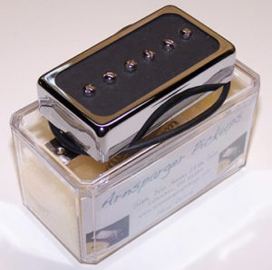 upgrade your Fouke guitar with an Arnsparter Pickups HP 90