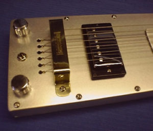 upgrade your guitar with a brass hand rest